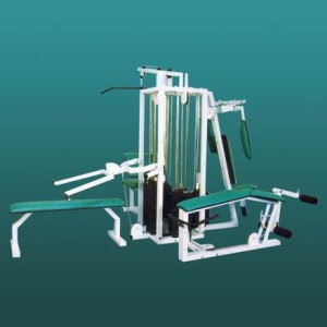 Four station machine manufacturer in india
