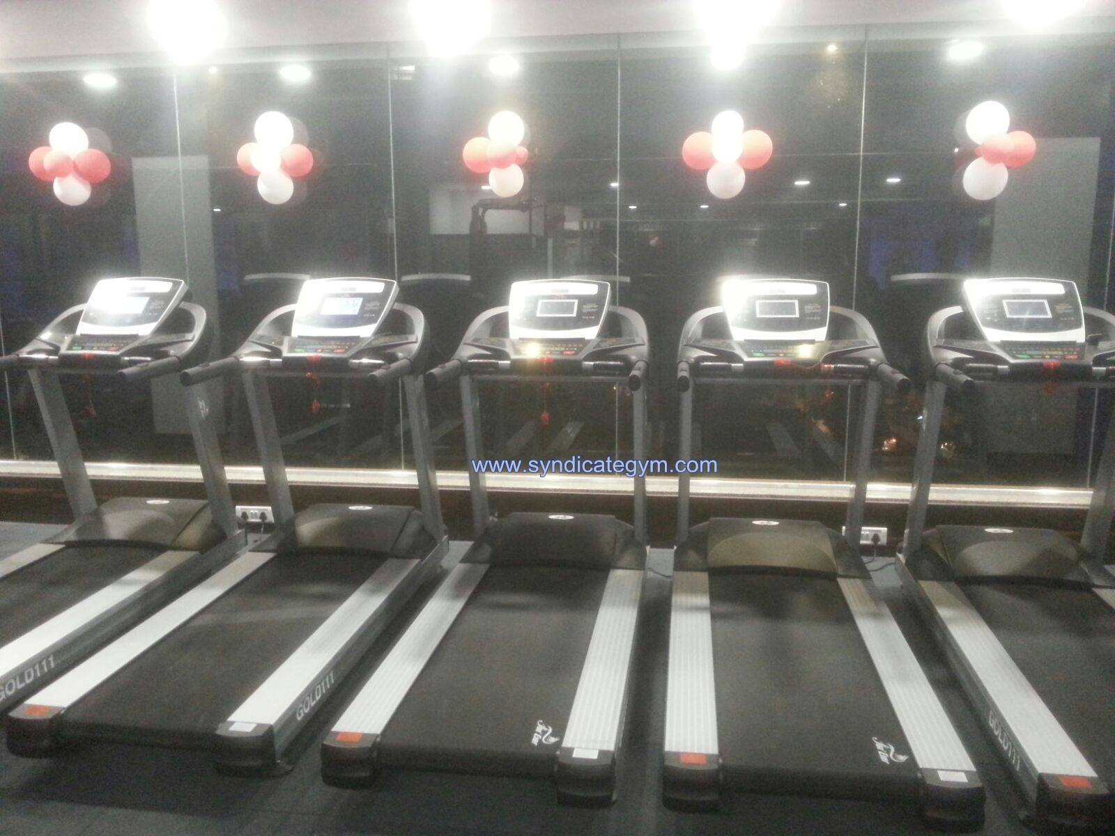 Syndicate Commercial Treadmill Gym Equipment