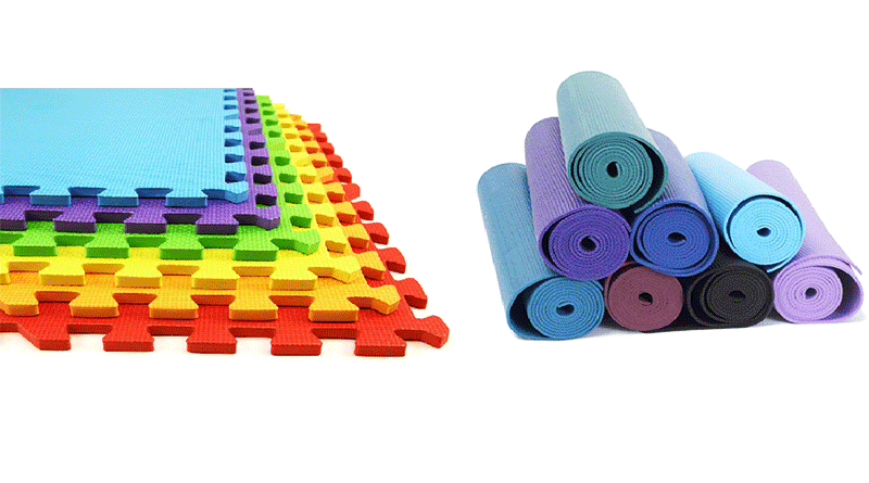 Gym Rubber Mats