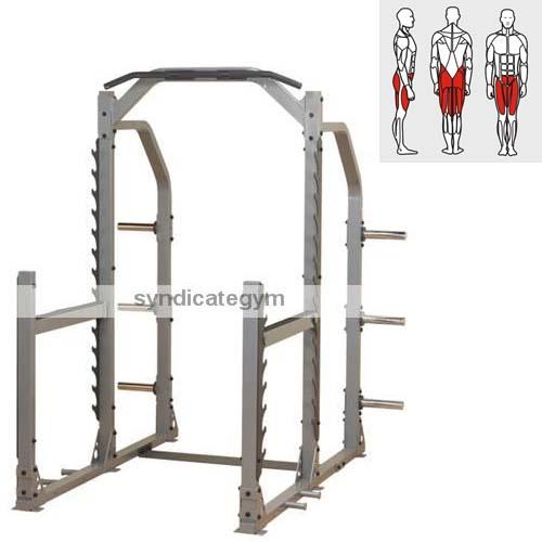 Gym Equipment Kolkata: Multi Squat Rack Manufacturer In India