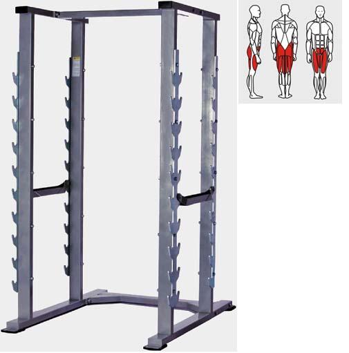 Gym Equipment Kolkata: Power Cage Manufacturer In India
