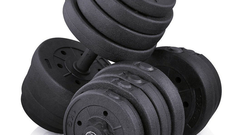 COMMERCIAL DUMBELL AND BARBELL