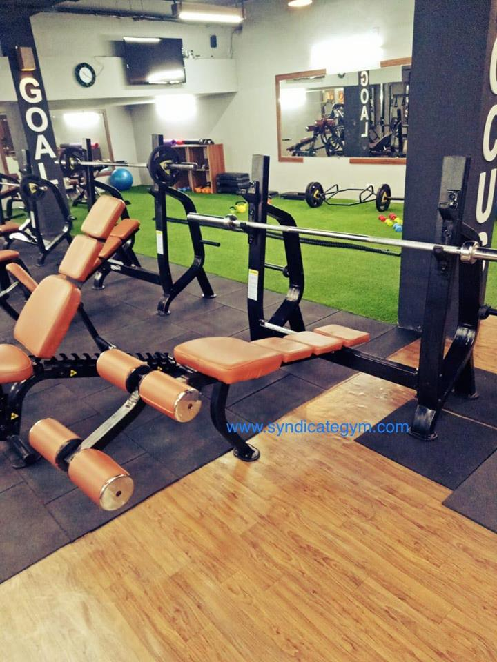 Strength Equipment Manufacturer in India | Syndicate Gym