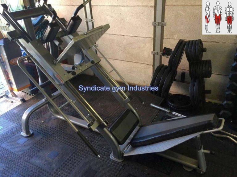 Hack Squat Leg Press Machine In India Gym Equipment